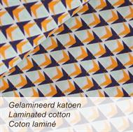 Afbeelding van Prism Pine - M - Blauw Oranje - Gelamineerd