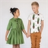 Bild von Cotton Lawn - Kale Grün