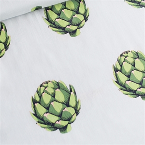 Picture of Artichoke - Cotton Lawn - Dawn Green
