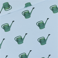 Image de Watering Cans - M - French Terry - Bleu Brouillard
