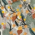 Picture of Tropic Flowers - L - Viscose - Chalk Blue
