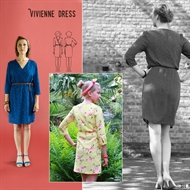 Picture of Vivienne Dress - Sewing Pattern