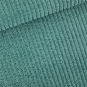 Picture of Corduroy - Wide Rib - Trellis Blue