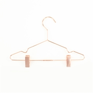 Picture of Clothes Hanger with Clips - Kids - Copper
