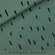 Picture of Swipes - M - Double Gauze - Sagebrush Green