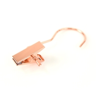 Picture of Accessory Hanger with Clip - Copper