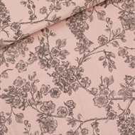 Picture of Cherry Blossom - L - Double Gauze - Pale Pink